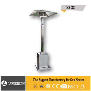 2015) 13000W Stainless Steel Gas Patio Heaters with CE CSA Aga ISO (HS-SS)