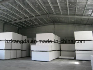 White Water Proof PVC Foam Board/Sheet/Panel pictures & photos