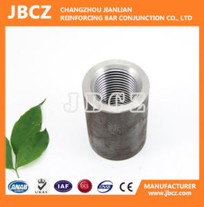 45# Construction Materials Concrete Reinforcing Steel Connector Rebar Mechanical Coupling pictures & photos