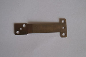 Credit Card Machine Stamping Parts Device Components Bearings Hardware pictures & photos