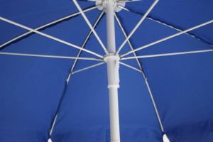 6.6FT Beach Umbrella, Steel Frame, Polyester Fabric with Waterproof, Outdoor Umbrella pictures & photos
