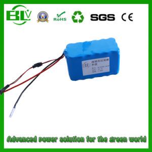 Electric Scooter Self Balance Car Li-ion Battery Pack 24V 8ah 6s3p Lithium Li-ion Rechargeable Battery pictures & photos