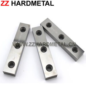 Yg8 Tungsten Cemented Carbide Wear Resistant Grinded Plate Strip Bar pictures & photos
