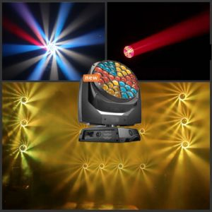37PCS 15W 4in1 RGBW LED Wash Light Moving Head