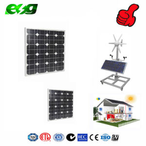 Solar Energy Panel 55W Monocrystalline Panel