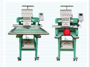 Embroidery Machine with a Single Head pictures & photos
