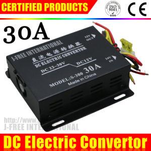 Hot Sales! 24-12V DC 30A Car Power Converter.