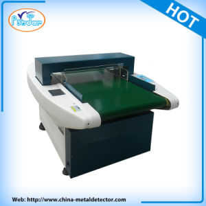 Conveyor Type Needle Detector for Textile Industry pictures & photos