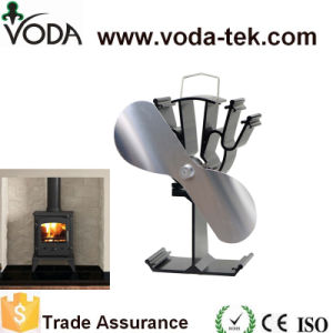 Eco-Friendly Wood Stove Fireplace Stove Fan pictures & photos