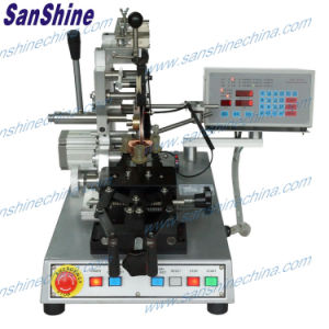 Automatic Middle Toroidal Coil Winding Machine (final coil OD 10~80mm) Replace Jovil Toroidal Winder (SS900B6) pictures & photos