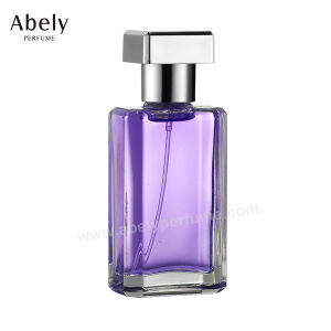 60ml Unique Polygon Polished Glass Perfume Bottle pictures & photos