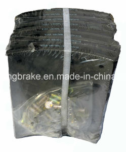 Brake Lining (WVA 19580 BFMC: MB/74/75/1 FMSI: 4656) for European Truck Benz pictures & photos