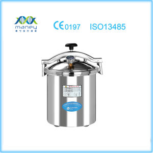 Electric or LPG Heated Portable Pressure Steam Autoclave (YX-12HM/18HM/24HM) pictures & photos