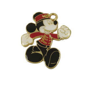 Disney Approved Factory Christmas Ornametnts Metal Keychain pictures & photos