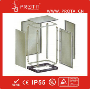 Knock-Down Type Power Distribution Cabinet Electric Cabinet pictures & photos