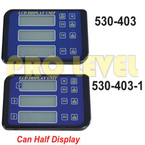 X/Y/Z Coordinate Data LCD Display (SKV530-403) pictures & photos