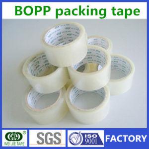 Dongguan Weijie Carton Sealing Adhesive Tape with Flat Shrinking pictures & photos
