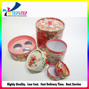 Factory Price All Size Flower Printing Perfume Gift Box pictures & photos