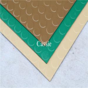 Gym Rubber Mat/Gym Rubber Tile/Gymnasium Flooring pictures & photos