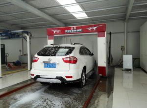 Automatic Touch Free Car Washing Equipment pictures & photos
