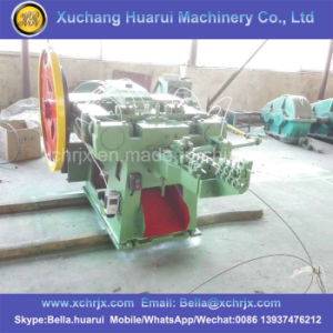 Two Heads Nail Making Machine/ Double Headed Nail Production Line pictures & photos