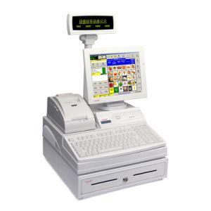 Complete Set Cash Register POS pictures & photos