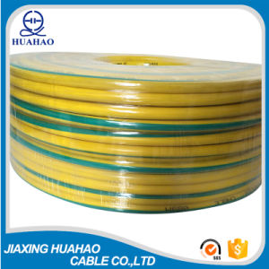 Yellow Green Copper Conductor Undeiground Wire pictures & photos