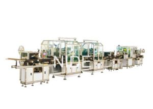 Customized Motor Armature Automatic Manufactory Production Assembly Line pictures & photos