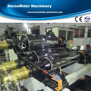 Plastic PP PE Pet Sheet Film Extrusion Production Machine pictures & photos
