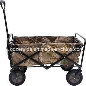 Folding Wagon for Shopping for Children pictures & photos