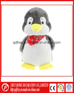 Huggable Plush Toy Penguin for Christmas Day pictures & photos