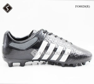 Hot Style Men Outdoor Soccer Shoes and Football Shoes pictures & photos