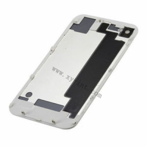 Back Housing Battery Cover for Apple iPhone 4S Black and White pictures & photos
