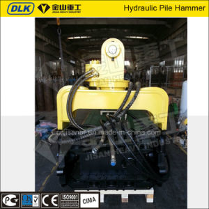 Hydraulic Vibrator Pile Hammer for Construction Foundation pictures & photos