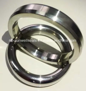 Rtj Gaskets R Ring Type Gasket Oval Octagonal (SUNWELL Seals) pictures & photos