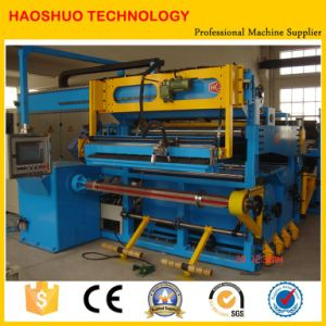 Low Voltage Foil Winding Machine for Transformer pictures & photos