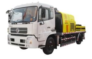 15% off Diesel Concrete Transfer Pump Truck pictures & photos