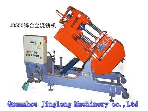 Aluminum Valve Gravity Die Casting Machine (JD-600) Casting Machine pictures & photos