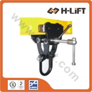Push Trolley Clamp with Shackle / Overhead Trolleys pictures & photos