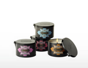 Mini Home Fragrance Scented Portable Travel Tin Candle pictures & photos