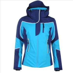 2016 Ladies New Development Windproof Fly Winter Ski Jacket pictures & photos
