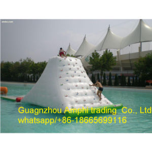 Inflatable Water Slide Iceberg/Water Park Toys/Inflatable Amusement Park pictures & photos