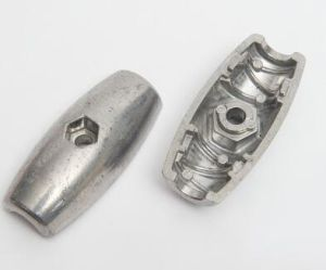 Playground PP Wire Rope Aluminum Ferrules Thimble for Climbing Net pictures & photos