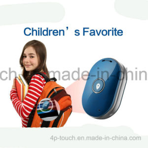 Child/Personal Portable GPS Tracker with Sos Button for Help Pm01 pictures & photos
