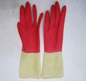 Household Gloves; Latex Glove Competitive Price and Good Service pictures & photos