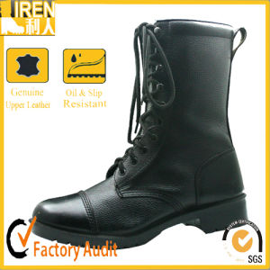 Tanzania Design Military Combat Boots pictures & photos