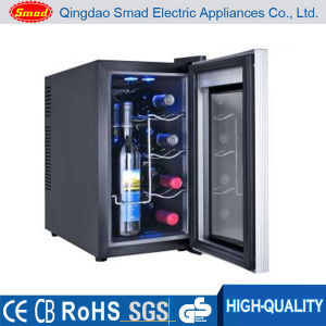 No Noise Thermoelectric Auto-Defrost Wine Cabinet pictures & photos