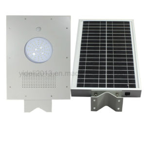 All in One Integrated Solar LED Street Light with Ce RoHS pictures & photos