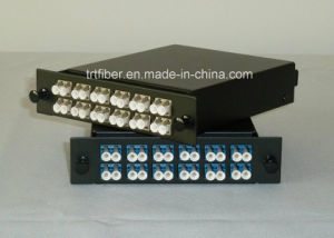 1u MPO Patch Panel for Sc, LC MPO Cassette pictures & photos