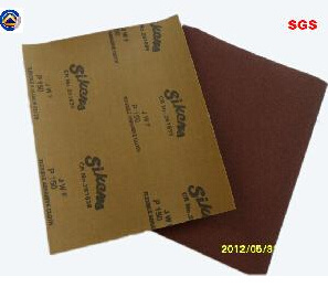 Oil Proof Abrasive Emery Cloth pictures & photos